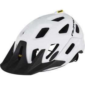 Mavic Crossride Fietshelm Heren, white/white